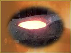 Induction Melting Furnace Of Brass