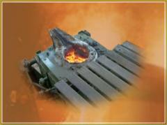 Induction Melting Furnace Of Copper