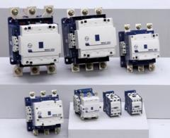 Three Pole Power Contactors Type MNX : 9A − 650A