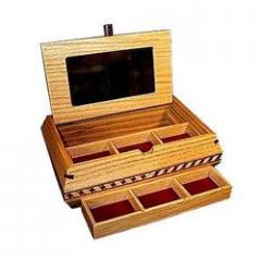 Wooden Boxes For Jewellery