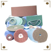 Industrial Abrasive Wheel