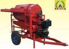 Paddy Thresher - Engine Model