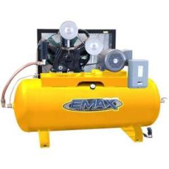 EMAX 10 HP 1-Phase 120-Gal. Horizontal 2-Stage