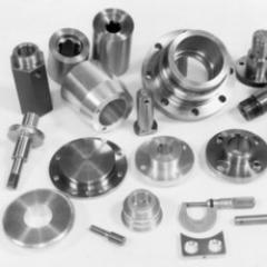 CNC metal component