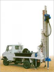Hand Pump Drilling