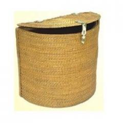 Cane Ratten And Wicker Storage Laundry Baskets