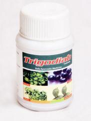 Trigodiab Tablets