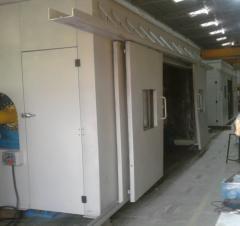 Cable Machine Enclosure