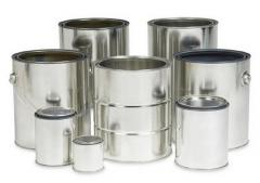 Paint Metal Containers