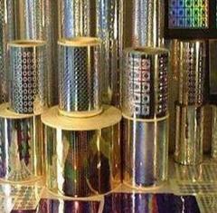 Holographic Foils