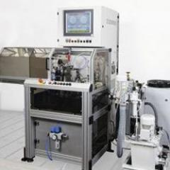 Balancing Machine For Turbocharger Core Assemblies