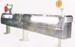 Multipass Capstan For Insulating Line