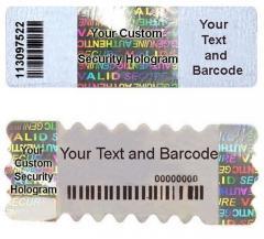 Bar code Label
