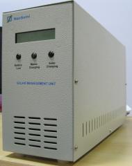 Solar Management Unit - Converts any Inverter into