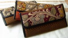 Handloom Fabric Wallets