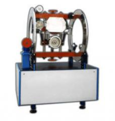 Rotating Degree Roll-On Hot Stamping Machine