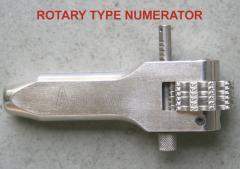 Rotary Numerators