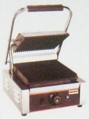 Electric Press Grill Single