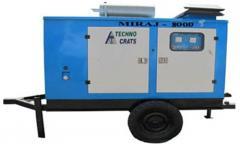 Welding/Plasma Cutting Mobile Station
