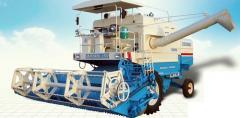 Combine Harvesting Machine (4100)