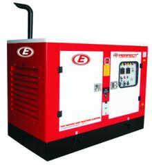 Perfect Genset - Eicher Engine