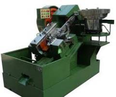 Bolts Making Machine