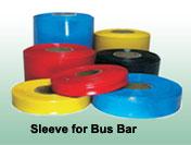Pvc heat shrink bus bar sleeve