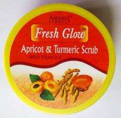 Apricot & Turmeric Scrub