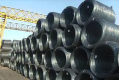 Carbon Alloy & Non Alloy Steel Wire rods /