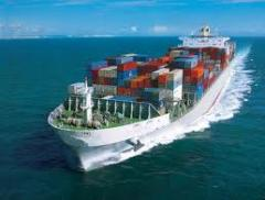 Cargo Marine Containers