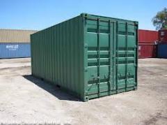 Custom Dry Container