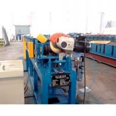 Slat Forming Rolling Shutter Machine
