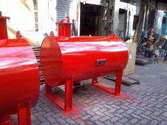 Foam Storage Tanks
