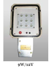 Solar LED & CFL Street Lighting Luminaries