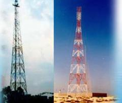 Lattice Steel Towers