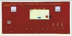 Panel For Load test on 3ph Induction Motor