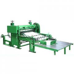 Heavy Duty Automatic Paper Reel To Sheet Cutting