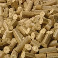Briquettes from biomass