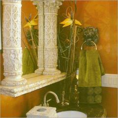 Antique Plaster Mirrors Designs