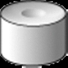 Aluminum Tube Capacities Pedestal Standup