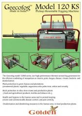 Fogging machine