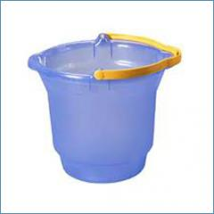 Plastic Molded Buckets