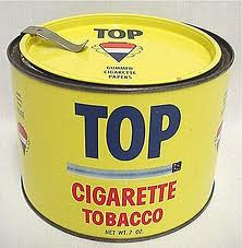 Tobacco can
