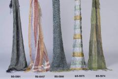 Knitted Stoles