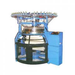 High Speed Circular Knitting Machines