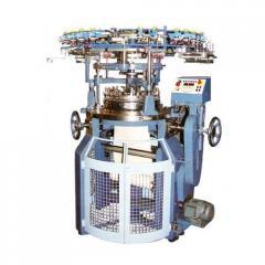 Automatic Circular Knitting Machine