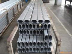 Aluminium Refrigeration Tubes Profiles