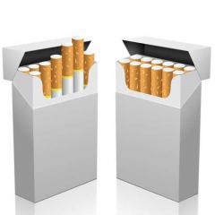 Cigarette Packs