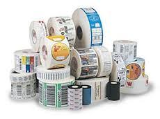 Pressure Sensitive Labels Roll Sheet