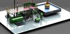 Tyre Pyrolysis Oil Distillation Unit
